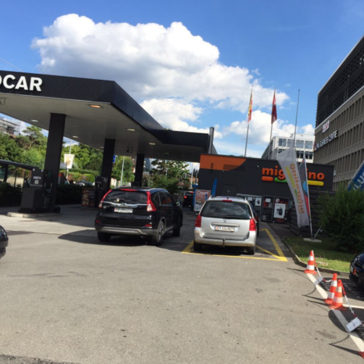Discount Parkhaus LETSFLYPARKING (Extern) Parkhaus Cointrin