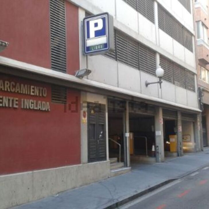 IC VICENTE INGLADA Openbare Parking (Exterieur) Parkeergarage ALICANTE