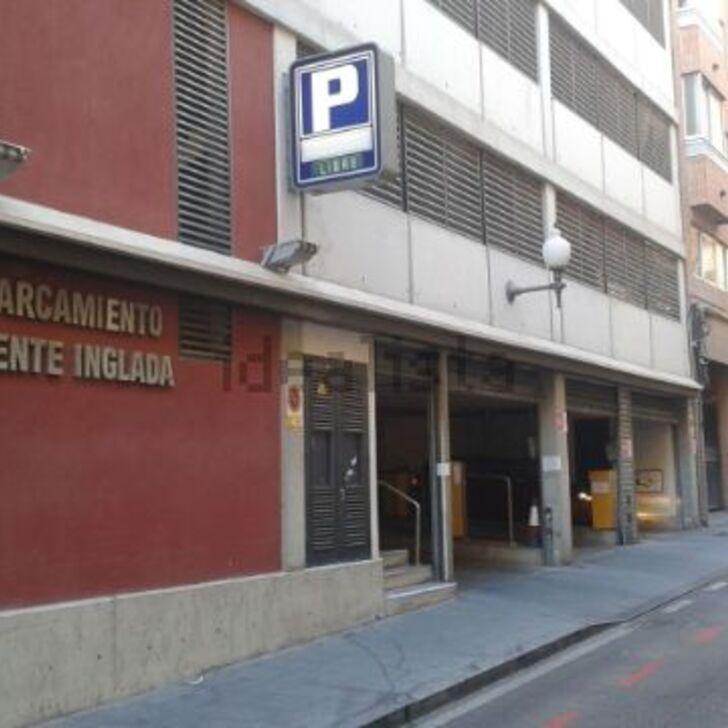 Parking Público IC VICENTE INGLADA (Exterior) ALICANTE