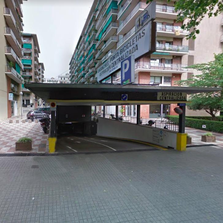 Öffentliches Parkhaus SUB-WAY (Überdacht) Barcelona