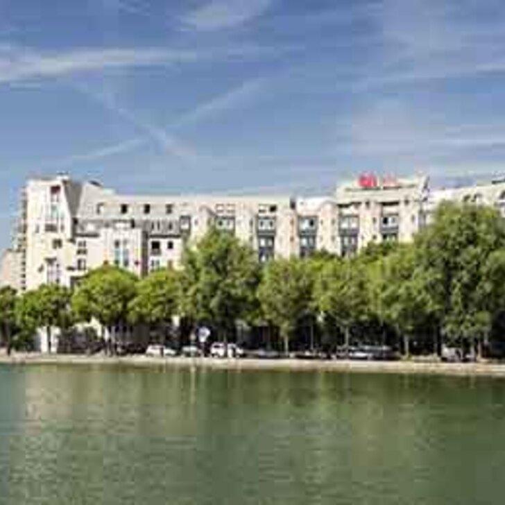 IBIS PARIS LA VILLETTE CITÉ DES SCIENCES 19ÈME Hotel Parking (Overdekt) Parkeergarage Paris