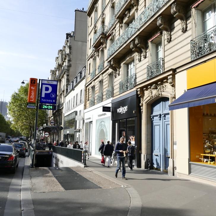 Parcheggio Pubblico AUTOCITÉ LES TERNES (Coperto) parcheggio Paris