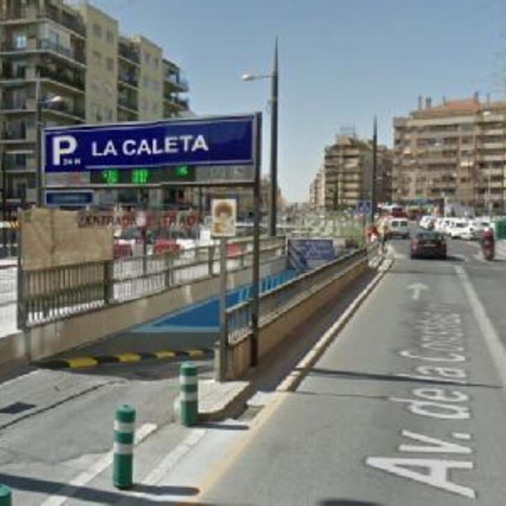 PARKIA LA CALETA  Public Car Park (Covered) Granada