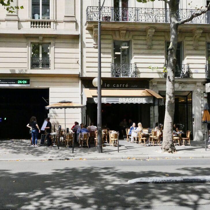 Parcheggio Pubblico EFFIA FRANKLIN-D. ROOSEVELT CHAMPS-ELYSÉES (Coperto) parcheggio PARIS