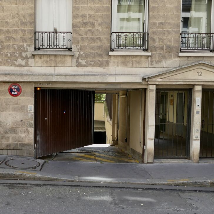 Parking Immeuble RUE TESSON (Couvert) Paris
