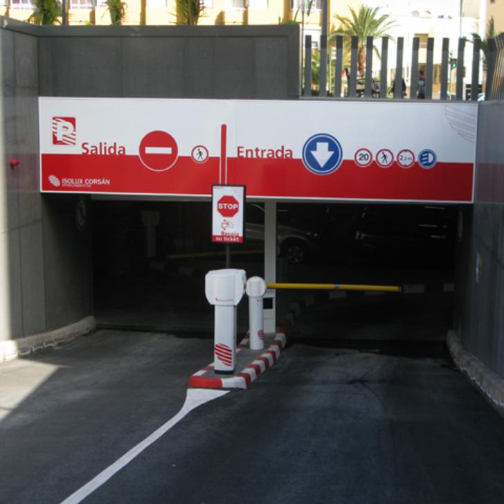 IC NUEVOS JUZGADOS Openbare Parking (Overdekt) Parkeergarage Las Palmas de Gran Canaria