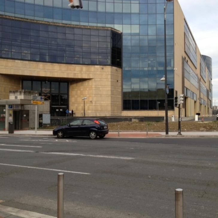 Öffentliches Parkhaus IC TERMIBUS (Überdacht) Bizkaia