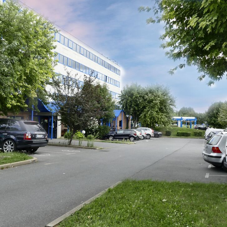 EUROHOTEL ORLY RUNGIS Hotel Parking (Exterieur) Fresnes