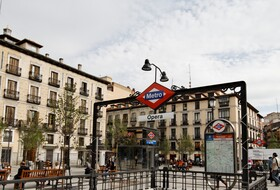 Ópera car park in Madrid: prices and subscriptions - Touristic place car park | Onepark