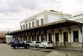 Parking Estación de Tren de Granada à Grenade : tarifs et abonnements - Parking de gare | Onepark