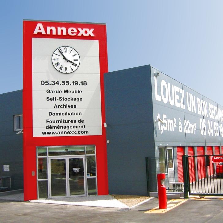 ANNEXX TOULOUSE - COLOMIERS Car Park (External) car park Toulouse