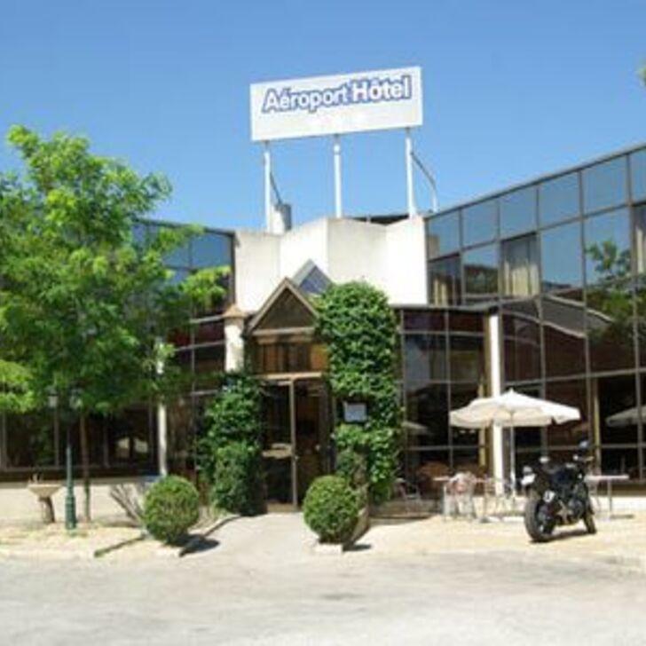 Parcheggio Hotel AÉROPORT HÔTEL (Esterno) parcheggio Mauguio