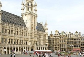 Grand-Place car park: prices and subscriptions - Touristic place car park | Onepark