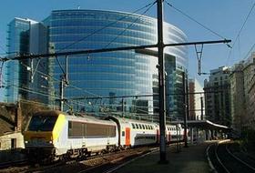 Parkeerplaats Station Brussel-Schuman in Brussel : tarieven en abonnementen - Parkeren bij het station   Onepark