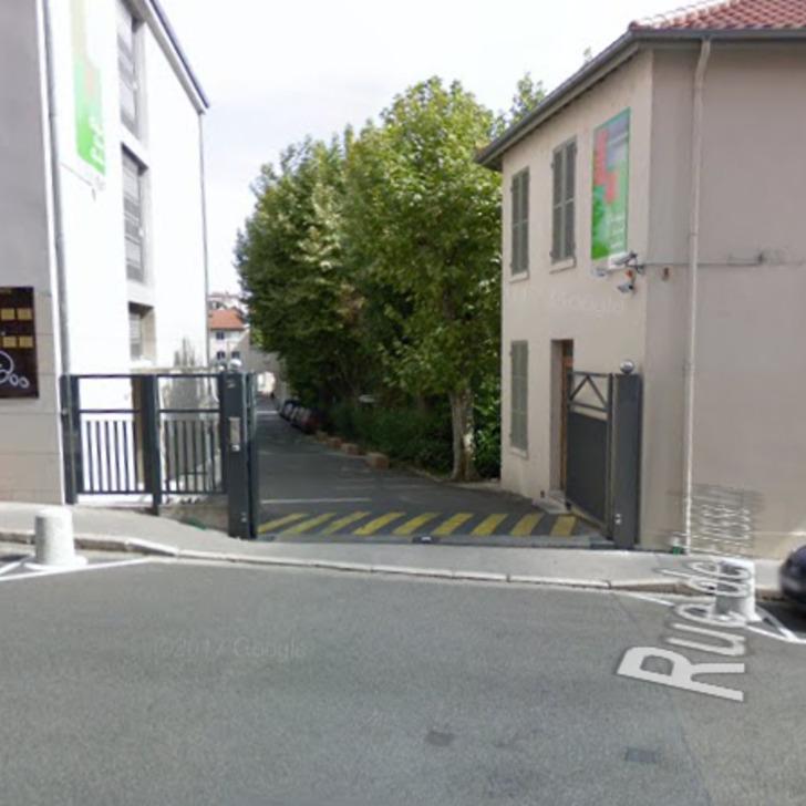 Parkhaus CLINIQUE SAINT-CHARLES (Extern) Lyon