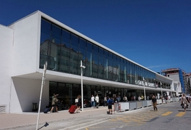 Station of Cannes car park in Cannes: prices and subscriptions - Station car park | Onepark