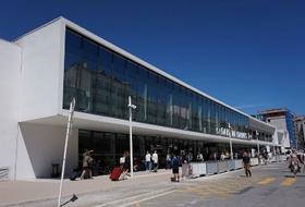 Parcheggio Stazione di Cannes a Cannes: prezzi e abbonamenti - Parcheggio di stazione   Onepark