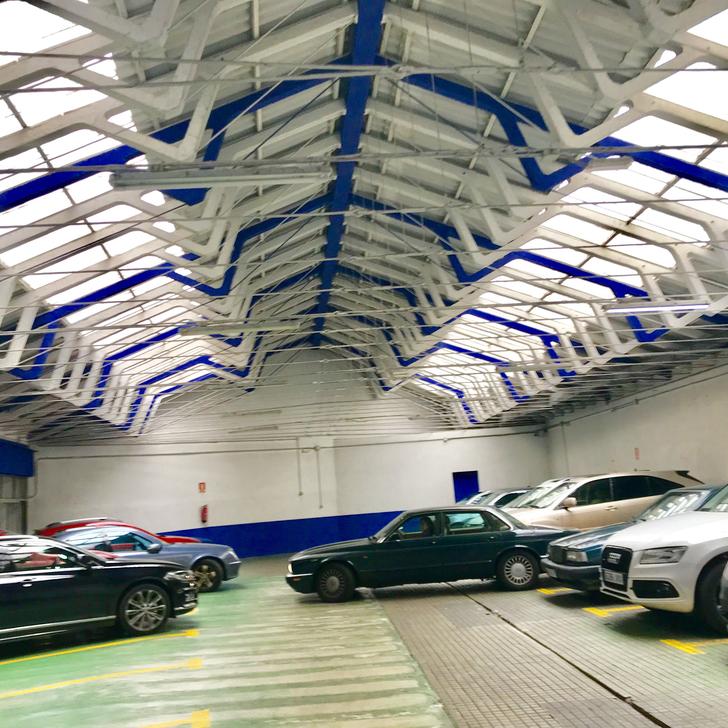 Parcheggio Pubblico O'DONNELL 33 (Coperto) parcheggio Madrid