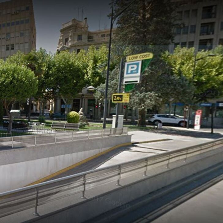 APK80 SEMBRADOR Openbare Parking (Overdekt) Parkeergarage Albacete
