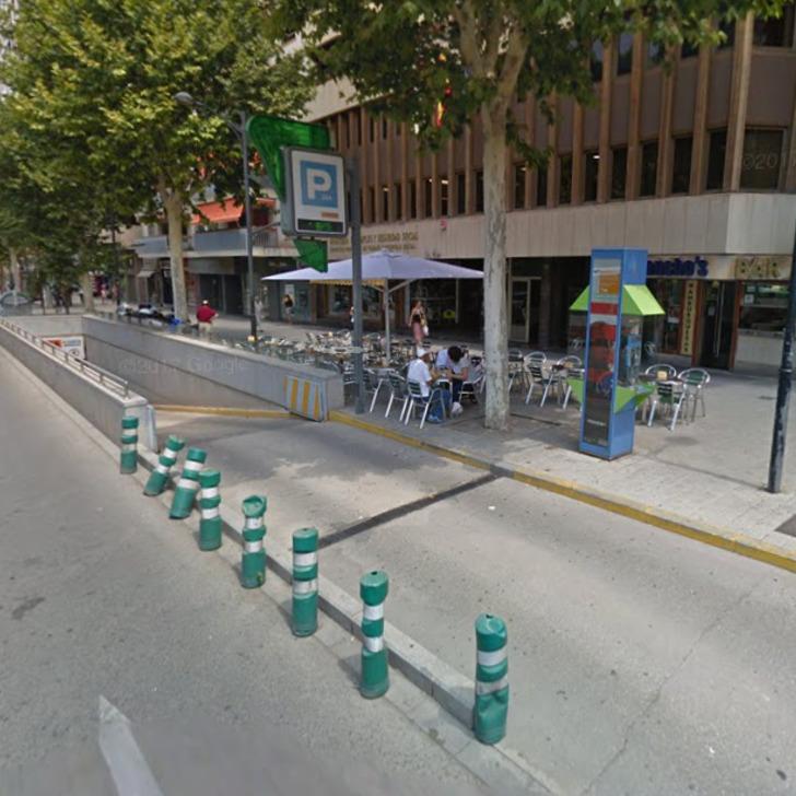 Parcheggio Pubblico APK80 AVENIDA DE ESPAÑA (Coperto) parcheggio Albacete