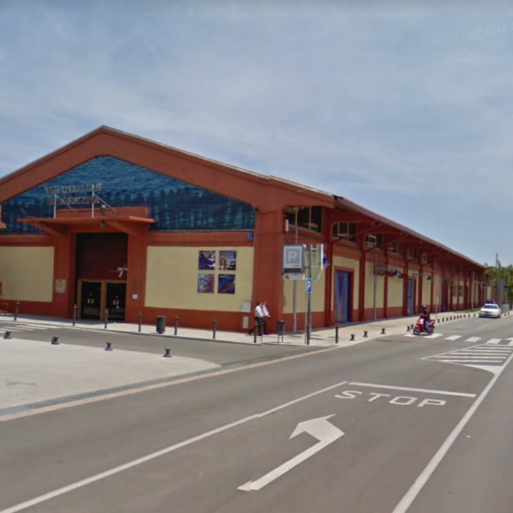 Öffentliches Parkhaus APK80 EL SERRALLO (Überdacht) Tarragona