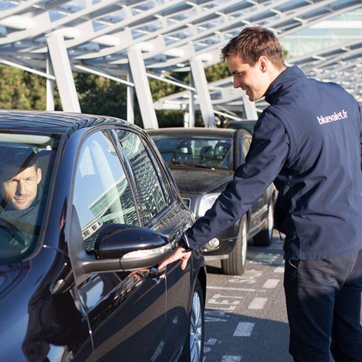 Parque de estacionamento Parking Service Voiturier BLUE VALET (Couvert) Paris