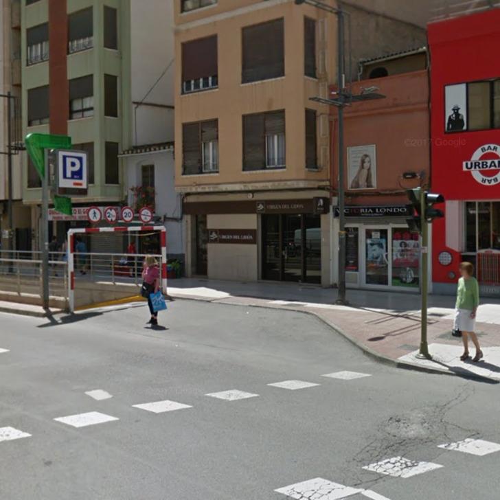 Parking Público APK80 CLAVE SAN FELIX (Cubierto) Castelló