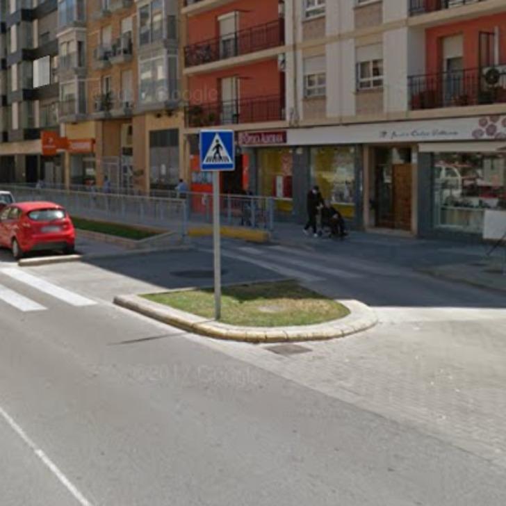 Öffentliches Parkhaus APK80 AVENIDA HORCHATA (Überdacht) Alboraya, Valencia