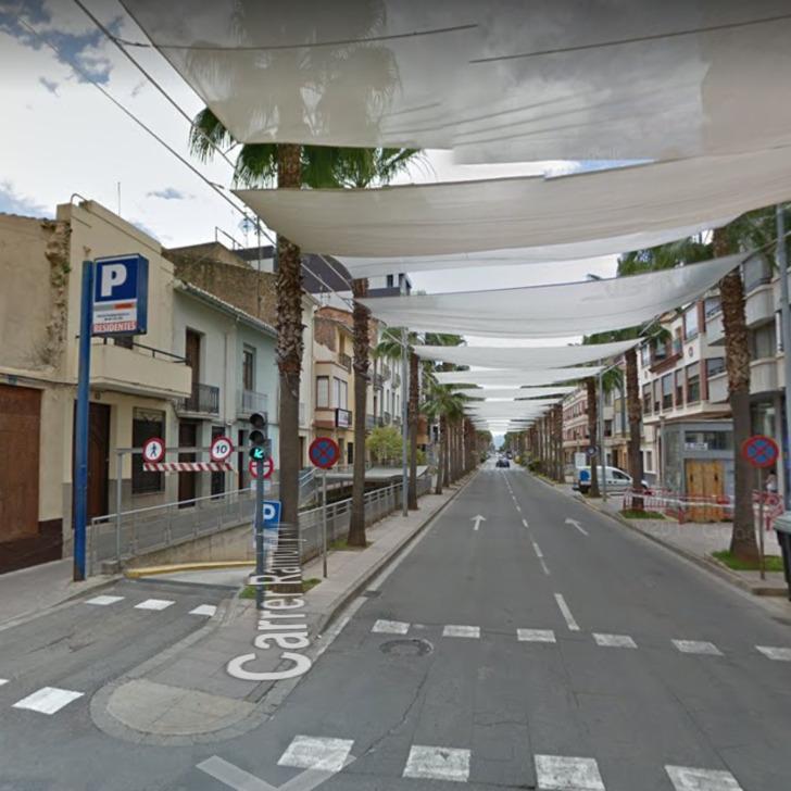 Öffentliches Parkhaus APK80 PLAZA MAYOR - VILLARREAL (Überdacht) Parkhaus Vila-Real
