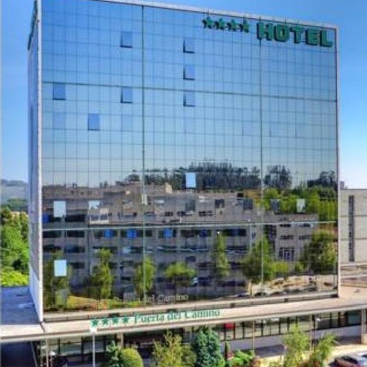 Hotel Parkhaus OCA PUERTA DEL CAMINO (Überdacht) Parkhaus Santiago de Compostela