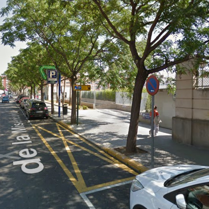 Parking Public APK80 HOSPITAL GENERAL UNIVERSITARIO VALENCIA (Couvert) Valencia