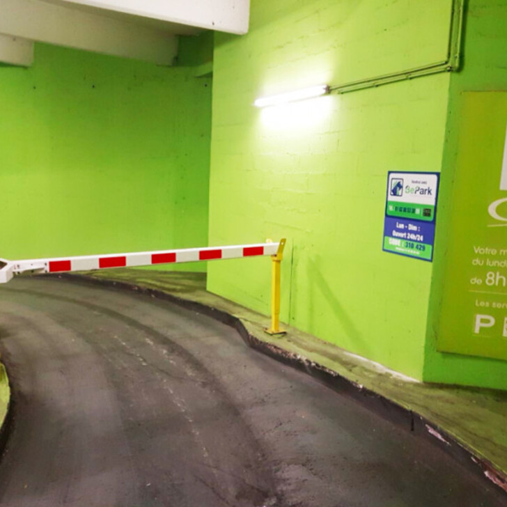 Parking Público BEPARK MAIRIE DE CLICHY (Cubierto) Clichy