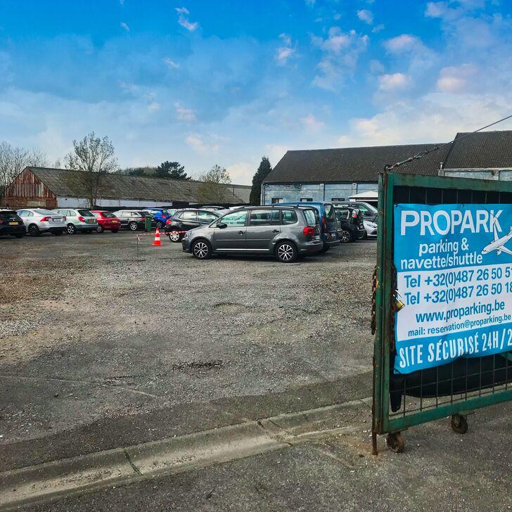 PROPARK Discount Car Park (External) Gilly
