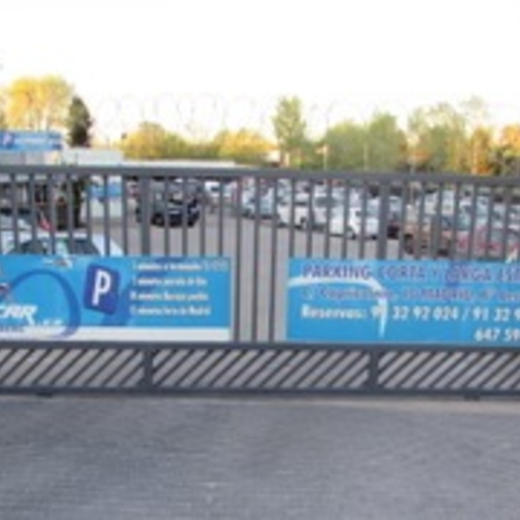 LOMCAR Discount Parking (Exterieur) Parkeergarage Madrid