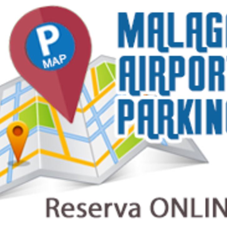 MÁLAGA AIRPORT PARKING Valet Service Parking (Exterieur) Parkeergarage Málaga