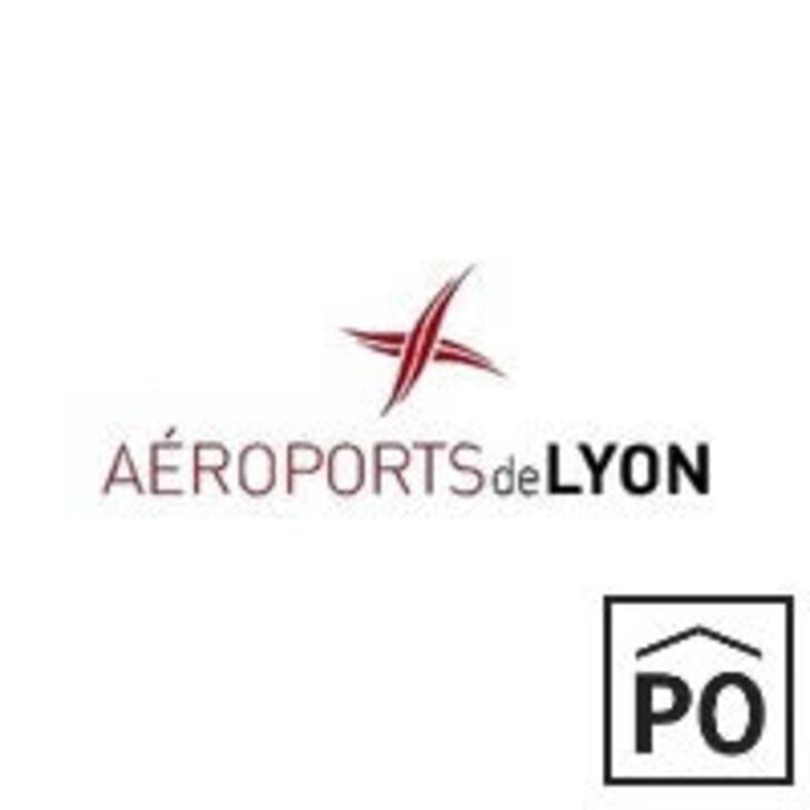 Offiziell Parkhaus P0 AÉROPORT DE LYON-SAINT-EXUPÉRY (Überdacht) Colombier-Saugnieu