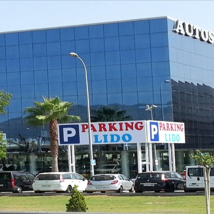 Discount Parkhaus LIDO (Überdacht) Málaga
