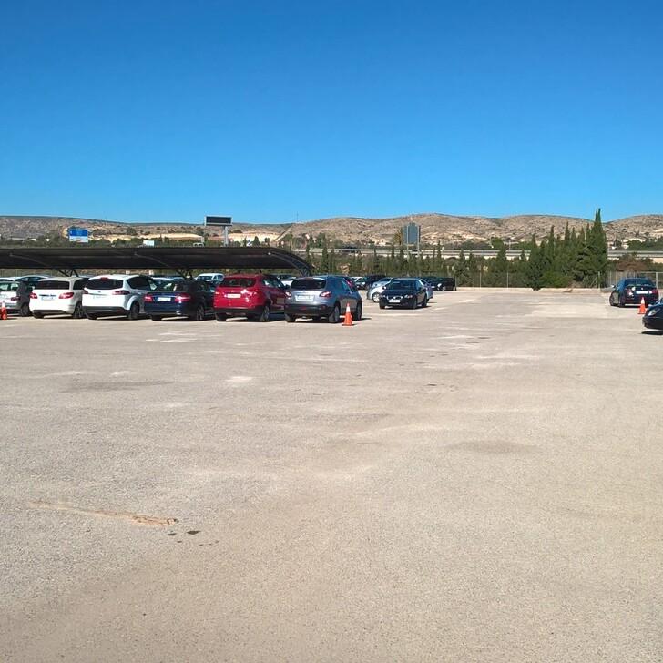 Parkservice Parkhaus VIP PARKING ALICANTE (Extern) Alicante
