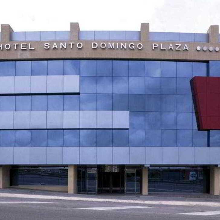 HOTEL OCA SANTO DOMINGO PLAZA Hotel Car Park (Covered) car park Oviedo