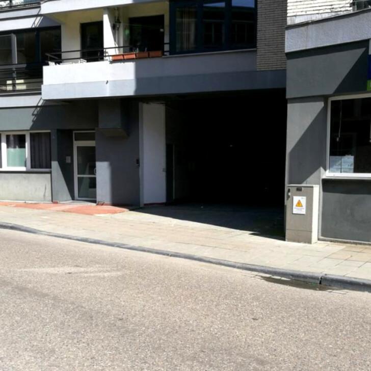BEPARK FRAGNÉE - QUAI DE ROME Openbare Parking (Overdekt) Liège