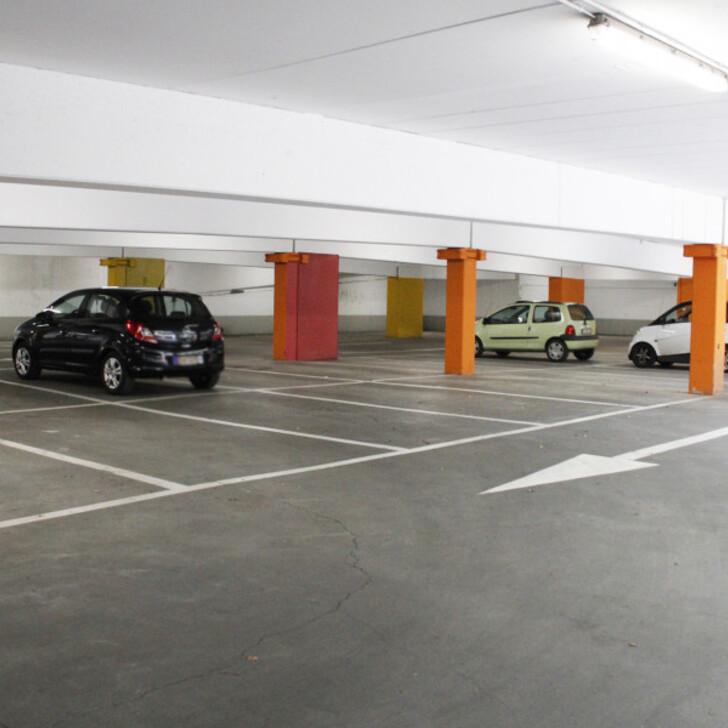 BEPARK GARE BRAINE L'ALLEUD Openbare Parking (Overdekt) Parkeergarage Braine l'Alleud