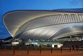 Liège-Guillemins Railway Station car park: prices and subscriptions - Station car park | Onepark