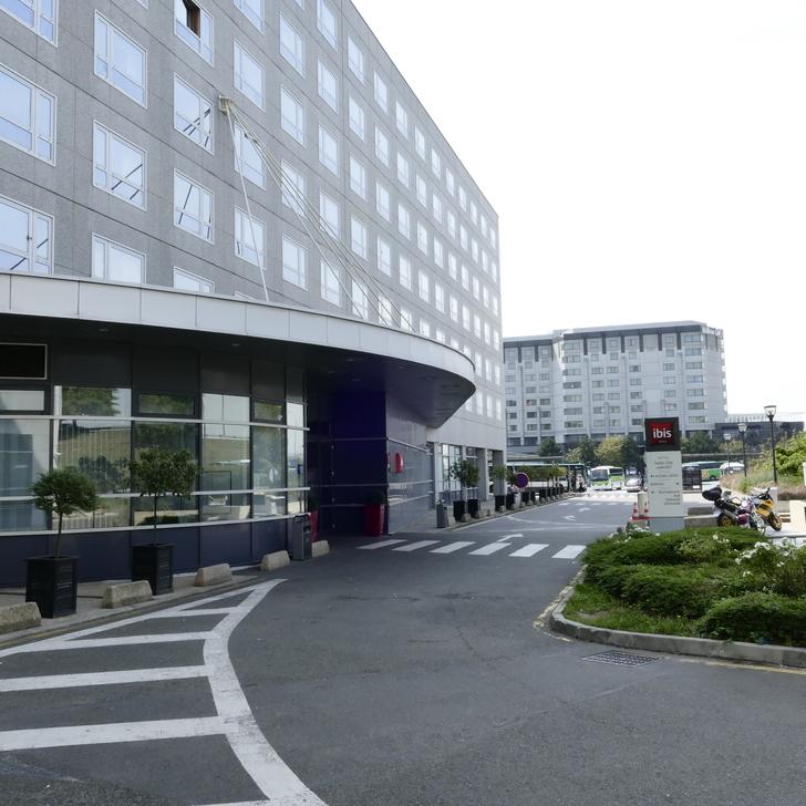 Parcheggio Hotel IBIS PARIS CDG AIRPORT (Coperto) parcheggio Tremblay en France