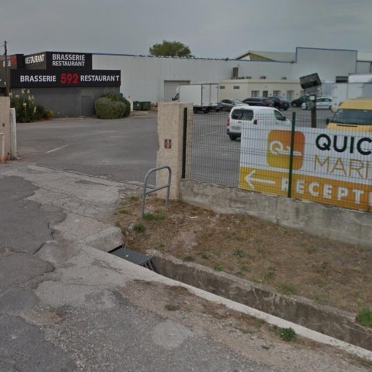 QUICK PARKING Discount Car Park (External) car park Vitrolles