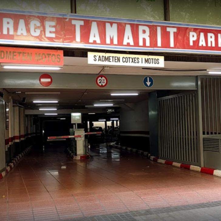 Parcheggio Pubblico TAMARIT (Coperto) parcheggio Barcelona