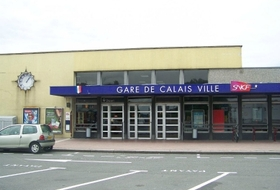Parkeerplaats Station Calais-Ville in Calais : tarieven en abonnementen - Parkeren bij het station | Onepark
