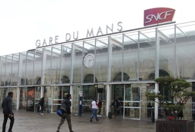Parking Gare du Mans à Le Mans : tarifs et abonnements - Parking de gare | Onepark