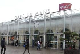 Parkeerplaats Station van Le Mans in Le Mans : tarieven en abonnementen - Parkeren bij het station | Onepark