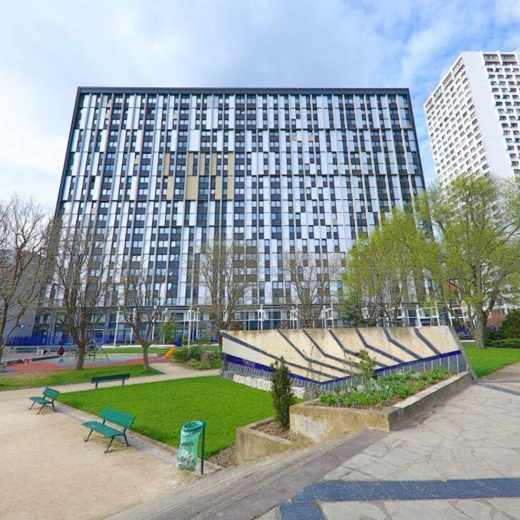 Parking Residencia LOC-HABITAT RÉSIDENCE PALATINO (Cubierto) Paris