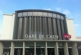 Caen station parque de estacionamento: preços e subscrições  - Parque de estacionamentos estações | Onepark
